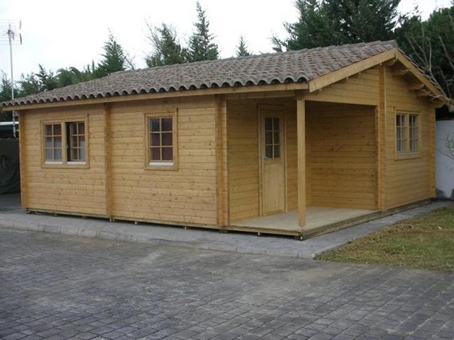 Cubiertas y tejas medicham cadiz granada malaga sevilla - Casas de madera cadiz ...